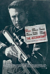 The Accountant main cover