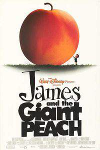 James and the Giant Peach main cover