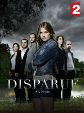 disparue movie cover