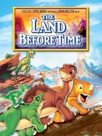 The Land Before Time main cover