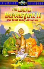 the_land_before_time_ii_the_great_valley_adventure movie cover