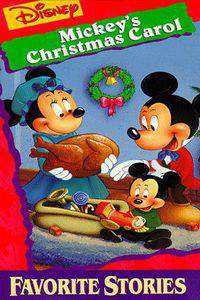 Mickey's Christmas Carol main cover