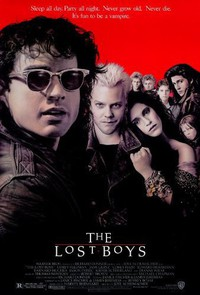 The Lost Boys main cover