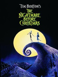 The Nightmare Before Christmas main cover