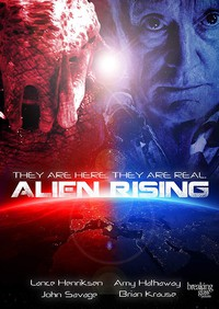 Alien Rising main cover