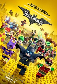 The Lego Batman Movie main cover