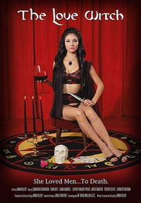 The Love Witch main cover