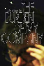 The Burden of My Company movie cover