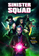 Sinister Squad movie cover