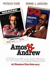 Amos & Andrew main cover