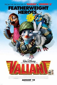 Valiant main cover