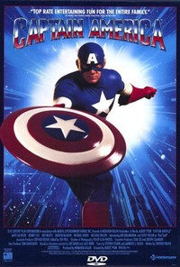 Captain America main cover