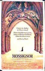 monsignor movie cover
