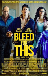 Bleed for This main cover