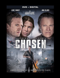 Chosen main cover