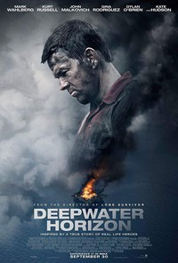 Deepwater Horizon main cover