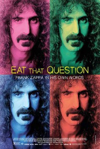 Eat That Question: Frank Zappa in His Own Words main cover