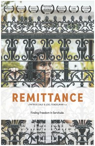 Remittance main cover