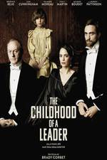 the_childhood_of_a_leader movie cover