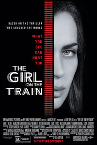 The Girl on the Train main cover