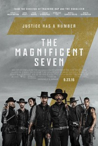 The Magnificent Seven main cover
