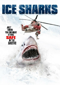 Ice Sharks main cover
