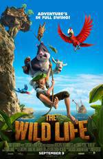 the_wild_life_2016 movie cover