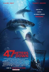 47 Meters Down (In the Deep) main cover