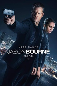 Jason Bourne main cover