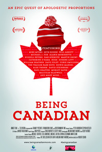 Being Canadian main cover