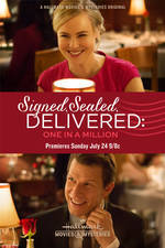 signed_sealed_delivered_one_in_a_million movie cover