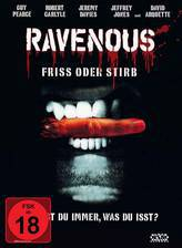 ravenous movie cover