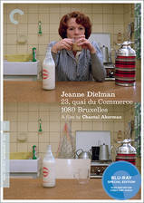 Jeanne Dielman, 23 Commerce Quay, 1080 Brussels movie cover