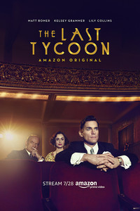 The Last Tycoon movie cover