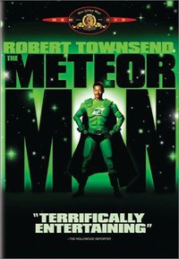 The Meteor Man main cover