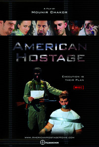American Hostage main cover