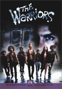 The Warriors main cover