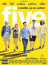 five_2016 movie cover