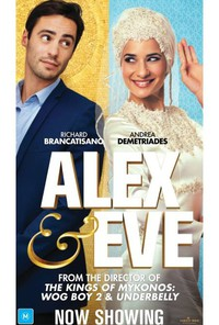 Alex & Eve main cover