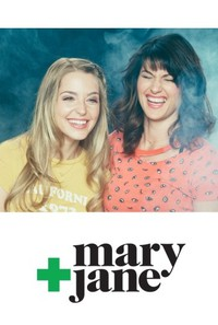 Mary + Jane movie cover