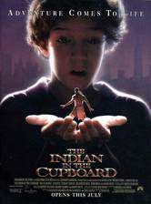 the_indian_in_the_cupboard movie cover