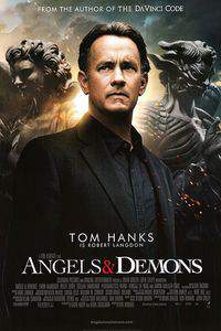 Angels & Demons main cover