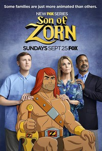 Son of Zorn movie cover