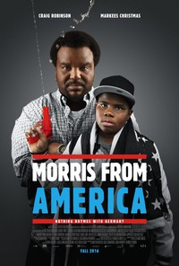 Morris from America main cover