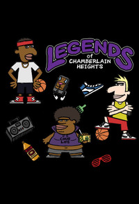 Legends of Chamberlain Heights movie cover