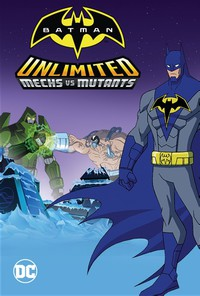 Batman Unlimited: Mechs vs. Mutants main cover