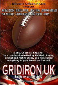 The Gridiron main cover