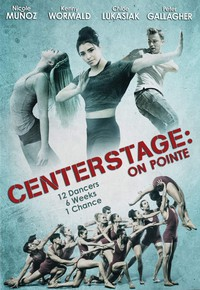 Center Stage: On Pointe main cover