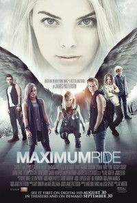 Maximum Ride main cover