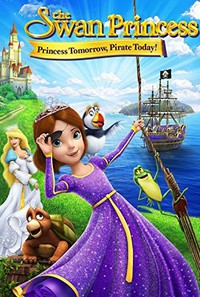 The Swan Princess: Princess Tomorrow, Pirate Today! main cover